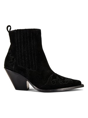 TORAL suede boot