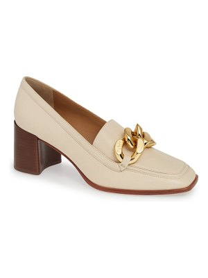 Tory Burch adrien chain bit pump