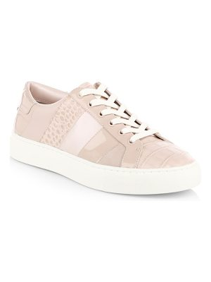 Tory Burch ames leather sneakers