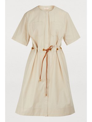 Tory Burch Belted dress