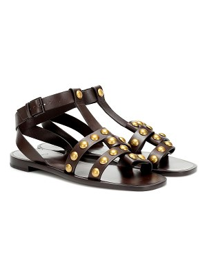 Tory Burch blythe embellished leather sandals