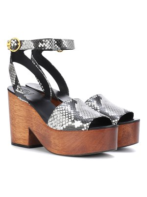 Tory Burch Camilla leather sandals