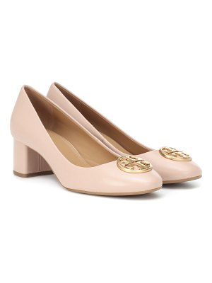 Tory Burch Chelsea 50 leather pumps