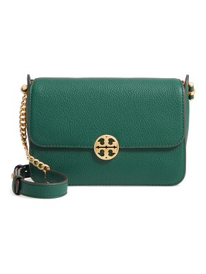 Tory Burch chelsea leather crossbody bag