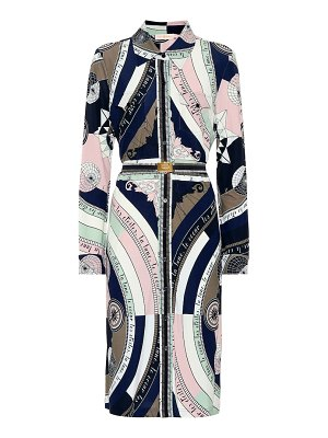 Tory Burch Crista printed dress