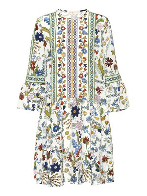 Tory Burch Daphne printed silk dress