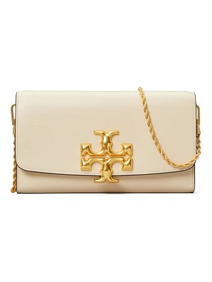 Tory Burch eleanor leather convertible clutch