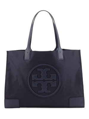 Tory Burch Ella Nylon Snap Tote Bag
