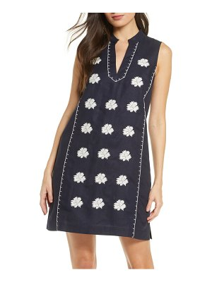 Tory Burch embroidered cover-up dress