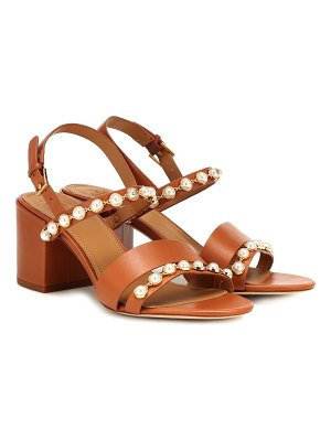Tory Burch emmy embellished leather sandals