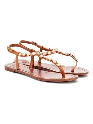 Tory Burch Emmy embellished sandals