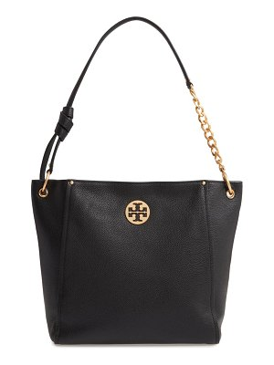 Tory Burch everly leather hobo