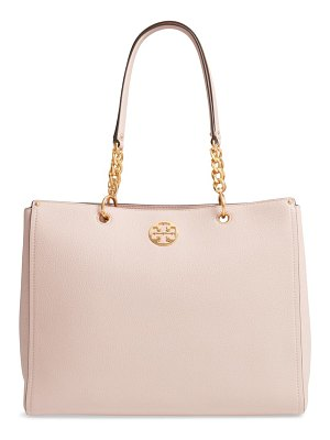 Tory Burch everly leather tote