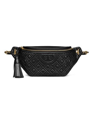 Tory Burch Fleming Leather Fannypack Bag