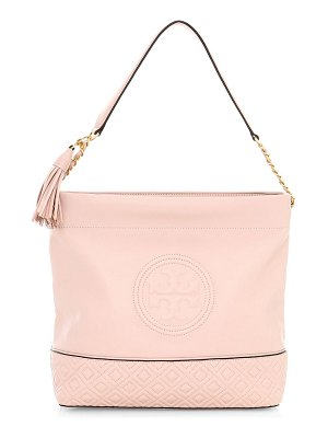 Tory Burch fleming leather hobo bag