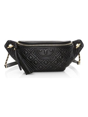 Tory Burch fleming quilted belt bag
