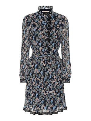 Tory Burch floral minidress