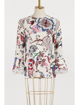 Tory Burch Gabby blouse