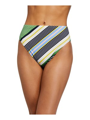 Tory Burch High Waisted Bikini Bottom