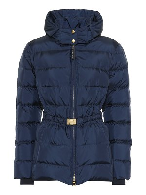 Tory Burch Hooded puffer jacket