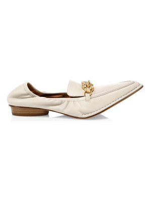 Tory Burch jessa point-toe leather loafers