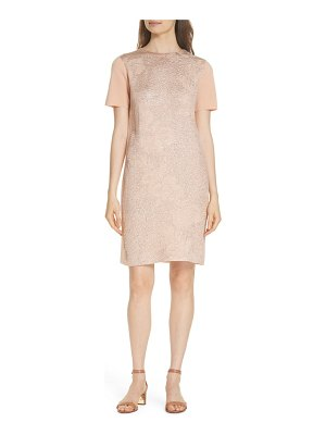 Tory Burch jonah jacquard front sweater dress