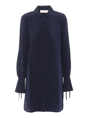 Tory Burch Kaylee silk shirt dress