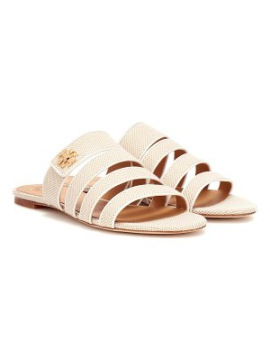 Tory Burch Kira canvas sandals