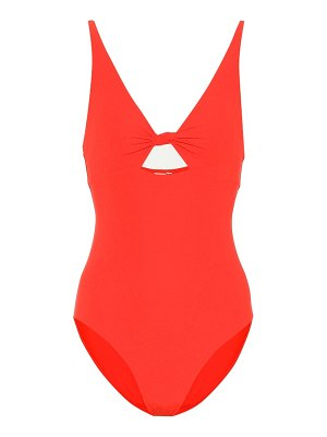 Tory Burch Knotted one-piece swimsuit