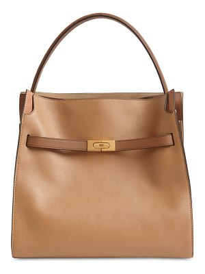 Tory Burch Lee double leather shoulder bag