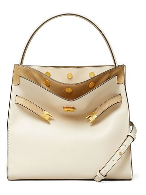 Tory Burch Lee Radziwill Double Satchel Bag