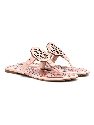 Tory Burch Miller leather sandals