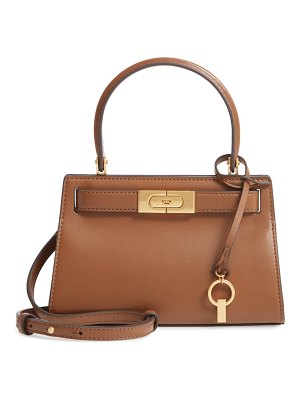 Tory Burch mini lee radziwill leather bag