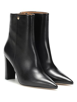 Tory Burch Penelope 90 leather ankle boots