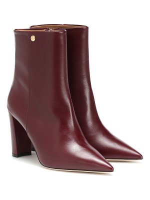 Tory Burch Penelope leather ankle boots