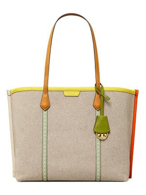 Tory Burch perry canvas tote