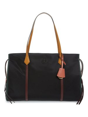 Tory Burch perry nylon tote