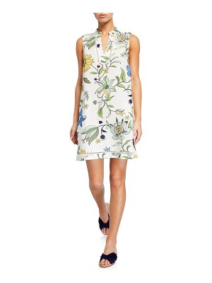Tory Burch Printed Sleeveless Beach Dress