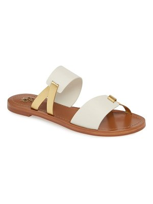 Tory Burch ravello double band slide sandal