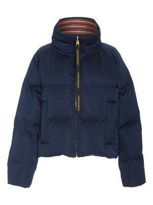 Tory Burch reversible cropped puffer jacket