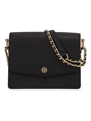 Tory Burch Robinson Convertible Saffiano Leather Shoulder Bag