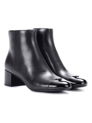 Tory Burch Shelby leather ankle boots