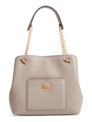 Tory Burch small chelsea leather tote