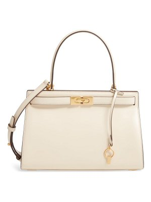 Tory Burch small lee radziwill leather bag