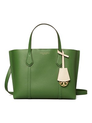 Tory Burch small perry triple compartment leather satchel