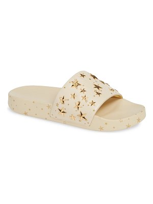 Tory Burch studded star slide sandal