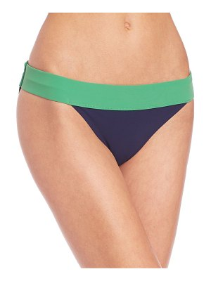 Tory Burch Two-Tone Hipster Bikini Bottom