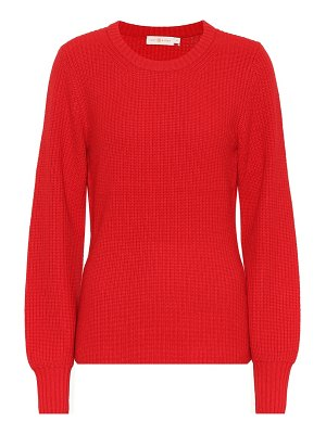 Tory Burch wool and cashmere-blend sweater