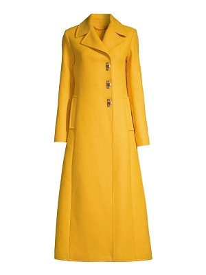 Tory Burch wool-blend swing coat