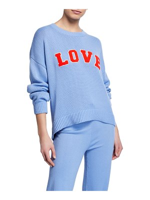 Tory Sport Performance Cashmere Love Sweater